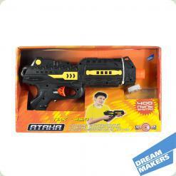 Игрушечный пистолет «Атака» ПАК–25