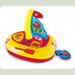Игрушка для ванной Play WOW Лодка приключений (3075PW)