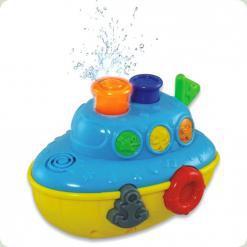 Игрушка для ванной WinFun 7106 NL Корабль