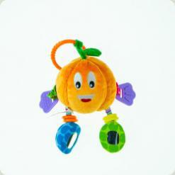 Игрушка-подвеска Biba Toys Веселый апельсинчик (996DS)