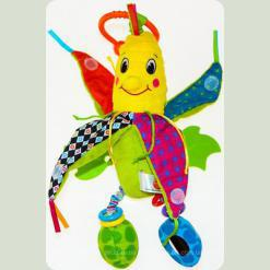 Игрушка-подвеска Biba Toys Веселый банан (997DS)