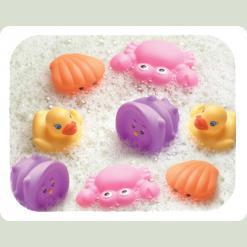 Игрушки - Брызгалки (для девочек) (от 3 мес.)