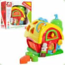 Интерактивная игрушка S+S Домик EQ 80475 R/00641974