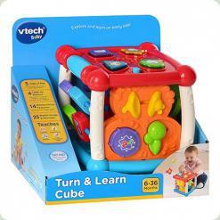 Интерактивная игрушка VTech Куб (150503)