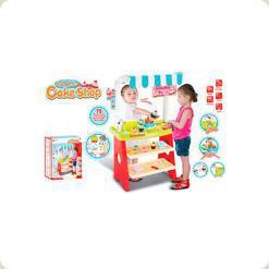 Интерактивный супермаркет-кондитерская Bambi Красный (889-13-14)