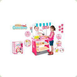 Интерактивный супермаркет-кондитерская Bambi Розовый (889-13-14)