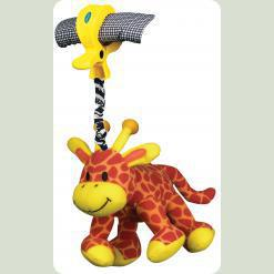 """Качающийся """"Жираф"""" (маленькая) (от 0 мес.)"""