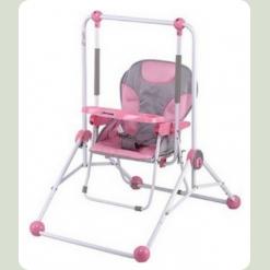 Качели Bambi NA 02 A 20 Розовый