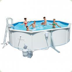 Каркасный бассейн Bestway 56286 Hydrium Titan Pool