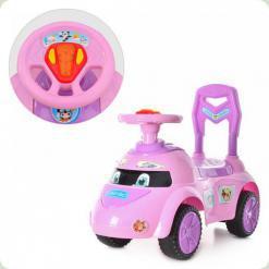 Каталка-толокар Bambi Q 02-2-9 Розовый