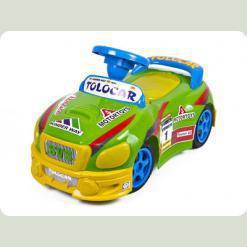 Каталка-толокар Kinderway Champion (11-001) Салатовый