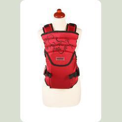 Кенгурушка Womar Zaffiro №12 (красный с черным)