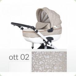 Коляска 3в1 ADBOR OTTIS OTT-02
