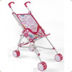 Коляска для кукол M.Mally Julka (pink)