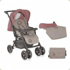 Коляска Just4kids COMBI (beige terracotta)