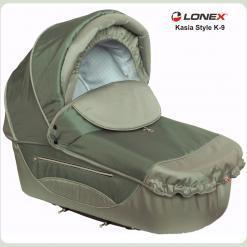 Коляска Lonex Kasia Style 9