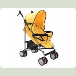 Коляска-трость Bambi Aria S1-3 Желтый