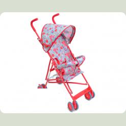 Коляска-трость Bambi M 1702 Красный