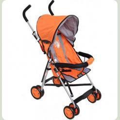 Коляска-трость Bambi Rametto S5-2 Оранжевый