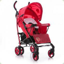 Коляска-трость Bambini Shuttle с чехлом Red Strawberry