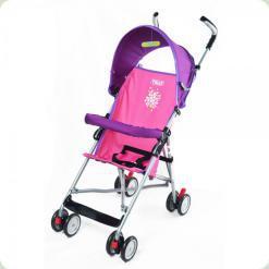 Коляска-трость Tilly Summer BT-SB-0005B Розово-фиолетовый