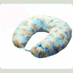 Комплект: Подушка для кормления и беременных и наволочка