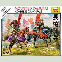Конные самураи