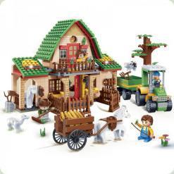 Конструктор Banbao EcoFarm Happy Farm (8579)