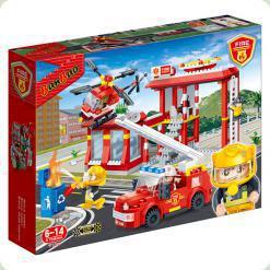 Конструктор Banbao Пожарная служба (7102)