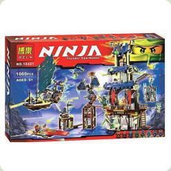 Конструктор Bela Ninja Призрачный город Стикс (10401)