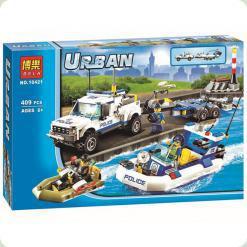 Конструктор Bela Urban Police (10421)