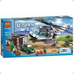 Конструктор Bela Urban Police (10423)