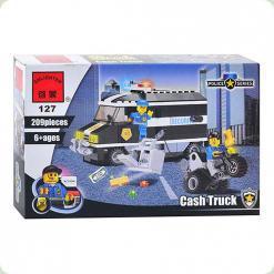 Конструктор Brick Инкассаторский фургон (457833/127)