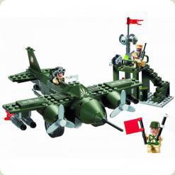Конструктор Brick Истребитель (810)