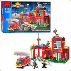 Конструктор Brick Пожарная тревога (910)