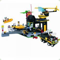 Конструктор Brick Спасательный центр (111/208884)