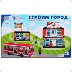 Конструктор Joy Toy Строим город (3053)