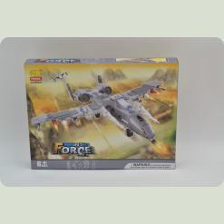 Конструктор Jubilux J 5660 A Самолет
