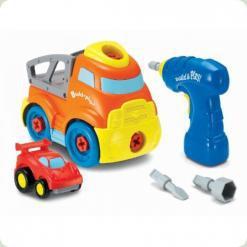 Конструктор Keenway Строй и играй: Машина-транспортер (11933)