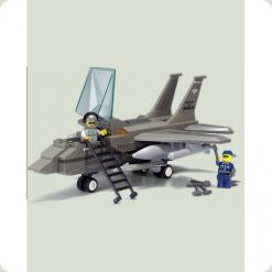 Констр.военный самолет разборный