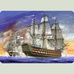 """Корабль Нельсона """"Виктори"""""""