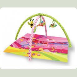 Коврик развивающий Bertoni Fairy-Tales pink 1030032