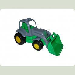"""Крепыш"", трактор-погрузчик"