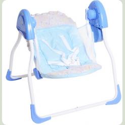Кресло-качалка Bambi SW 105-2 Синий