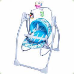 Кресло-качалка Tilly BT-SC-0003 Blue