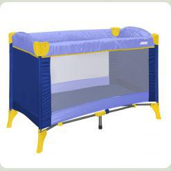 Кровать-манеж Bertoni Arena 1 Layer Blue Sky Adventure