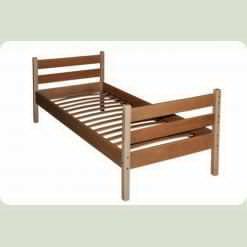 Кровать одноярусная Babygrai - 2 из бука
