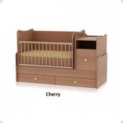 Кроватка Bertoni TREND PLUS (cherry)