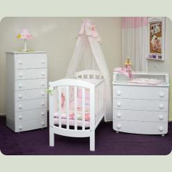 Кроватка для новорожденных 10