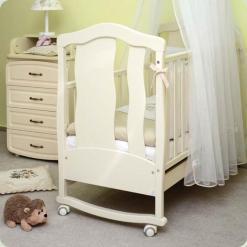 Кроватка для новорожденных 14